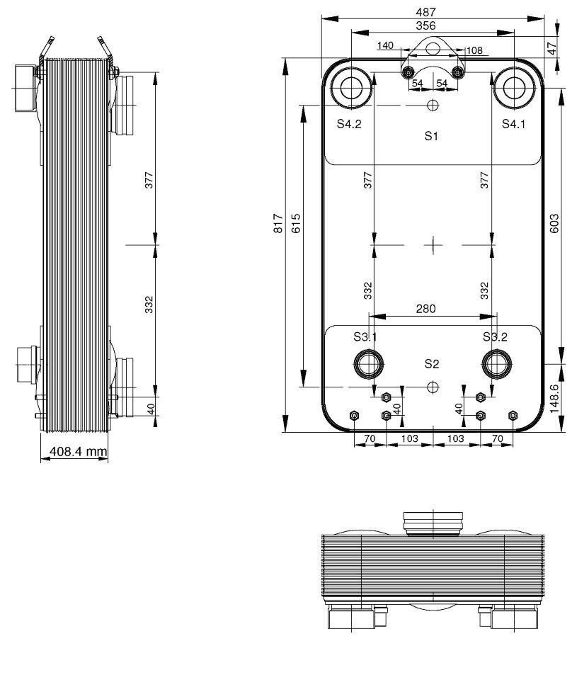 Паяные пластинчатые теплообменники св14 теплообменник gea wtt gbs220h-10