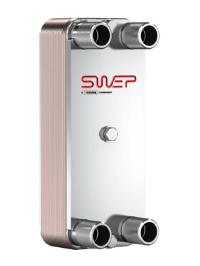 Пластинчатый разборный теплообменник SWEP GL-230N Соликамск если потек теплообменник в котле
