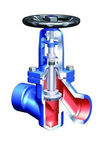 Вентиля клапаны запорные pn63 кислород