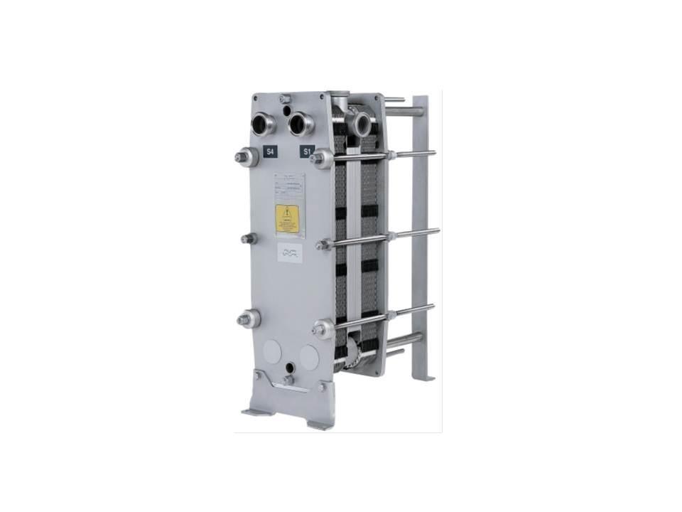 воздухоохладитель теплообменник ec 84 b6-145