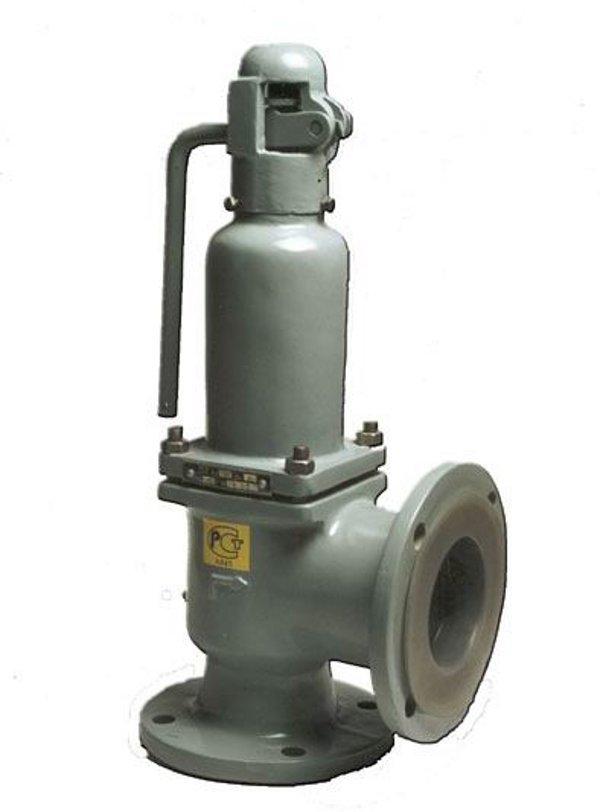 Клапан предохранительный СППК4 50-40